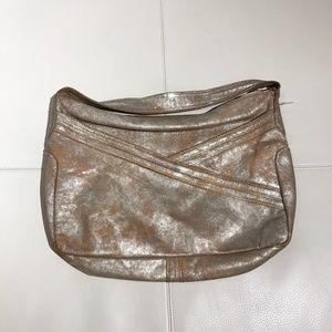 Lauren Merkin Gold Bag